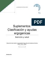 Suplementos Clasificacion y ayudas ergogenicas.docx