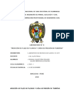 AAAAAFricción Tuberías Laboratorio de Mecanica de Fluidos