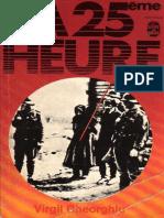 La 25eme Heure - Gheorghiu,Virgil.pdf