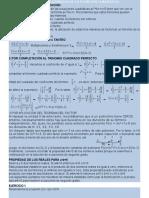 Solucic3b3n Algebraica de La Ecuacic3b3n Cuadrc3a1tica (1)