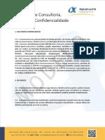 Contrato de Consultoria, Parceria e Confidencialidade