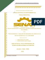 """Impresion YaresiPROCEDIMIENTO Y ANALISIS DE EMISIONES DE GASES DE UN MOTOR NISSAN QG-15 A 3 825 MSNM"""""""