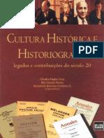Cultura Histórica e Historiografia Lega