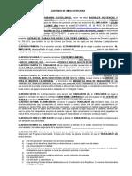 Modelo Contrato Ley de Empleo Por Hora 354-2013l