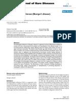 Buerger Disease.pdf