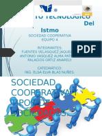 Sociedad Cooperativa y Tipos de Sociedades