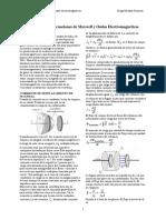Capítulo 6. .Las Ecuaciones de Maxwell y Ondas Electromagnéticas