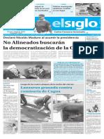 Edicion Impresa Elsiglo Domingo 18-09-2016