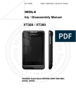L2 Dis Assembly Manual XT389 XT390 V1.1