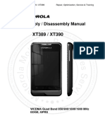 L2 Dis Assembly Manual XT389 XT390 V1.1