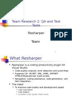 Resharper Proper Format