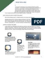 Bodyrolling Manual