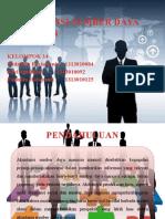 Akuntansi Keperilakuan (Manajemen Sumber Daya Manusia) PPT
