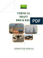 Vertical Shaft Brick Kiln