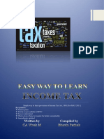 47 Simple Way to Learn Inc. Tax.