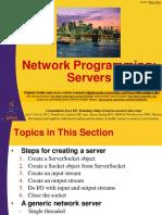 Sister2015 10 Network Programming Servers