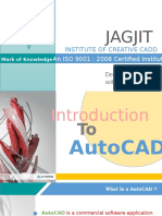 Jicc Acad 1 Introduction to Autocad