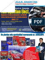 Temario Seminario Fuel Ijection Arequipa