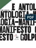 GOLPE Antologia Manifesto