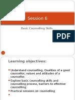 basic counselling