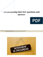 Documents.tips 150 Accounting Interview Questions and Answers PDF