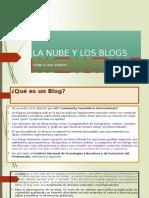 LA NUBE Y LOS BLOGS