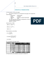 Tarea 3 Matematica Financiera