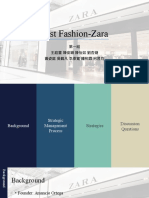 Fast Fashion-Zara Final Version