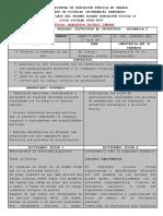 Planeacion Educ. Fisica Bloque 1 Segunda Semana