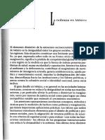 Sánchez, A.- Marginación e Ingreso