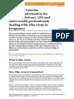 Zika Virus Interim Guidance Lmcs Gps 27jul16
