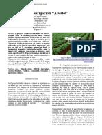 Proyecto de Investigacion Formato IEEE