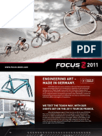 FocusBikes Catalog ROAD 2011 En
