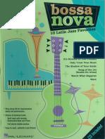 Jazz Play Along Vol. 40 - Bossa Nova