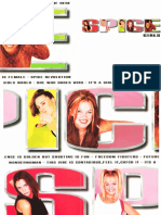 Spice Girls - Digital Booklet - Spice