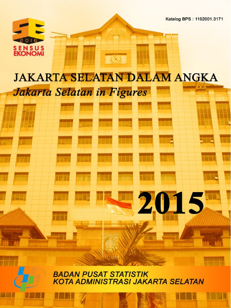 Jakarta Selatan Dalam Angka 2015 Pdf