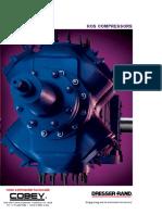 HOS (Heavy Oilfield Separable Compressor) Brochure