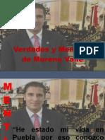 Verdades y Mentiras en Puebla
