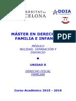 Derecho fiscal y familiar