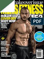 Australian Men's Fitness - October 2016