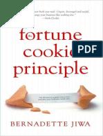 The Fortune Cookie Principle _ - Jiwa, Bernadette
