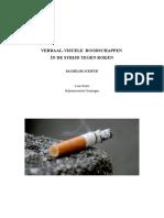 Verbaal-visuele boodschappen in de strijd tegen roken