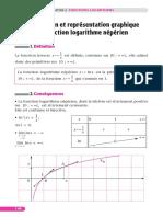 chap5_Fonctions logarithmes