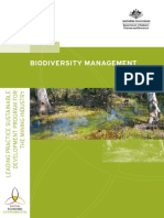 Biodiversity Management