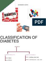 Antidiabetic Agents 1