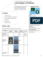 Air Force Ranks and Insignia of Pakistan - Wikipedia, The Free Encyclopedia