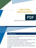 M Tech Presentation