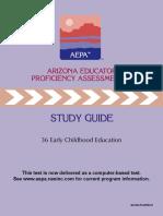 AZ Field36 StudyGuide