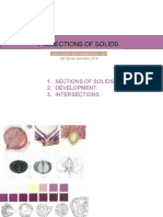 8. Section of Solids