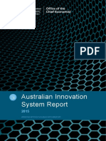 Australian Innovation System Report 2015